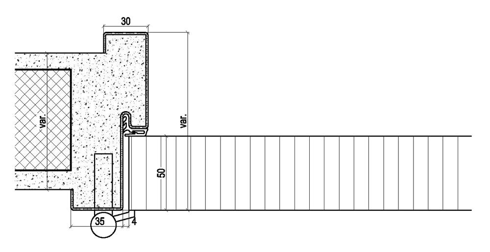 Stahlzarge  Vataj Zargen Stahlzargen - Zargen Montage von Vataj-Zargen